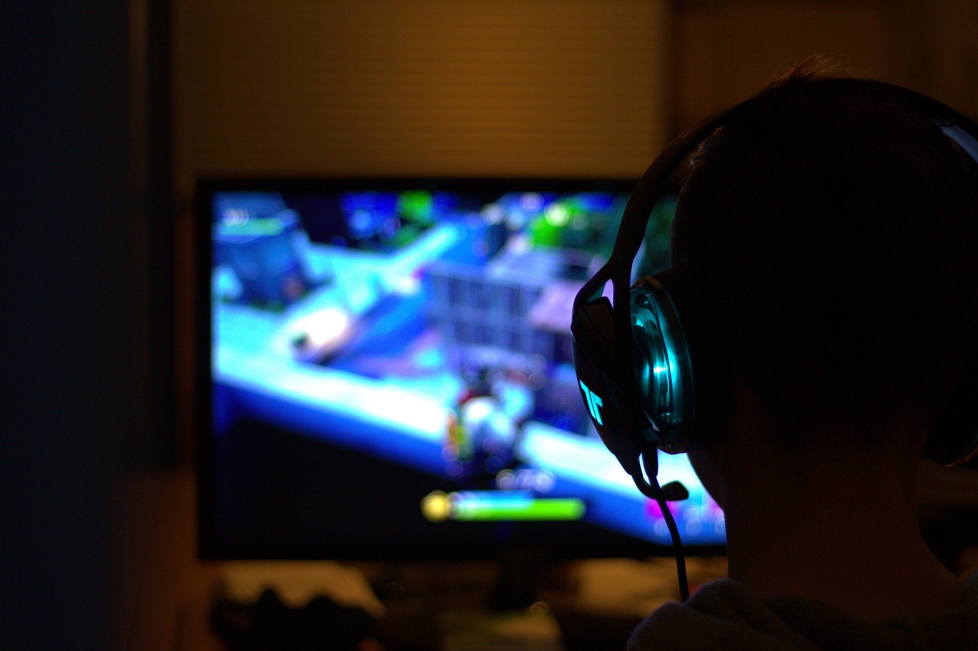 Dependenta de jocuri