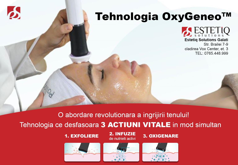 Tehnologia OxyGeneo™ – Estetiq Solutions