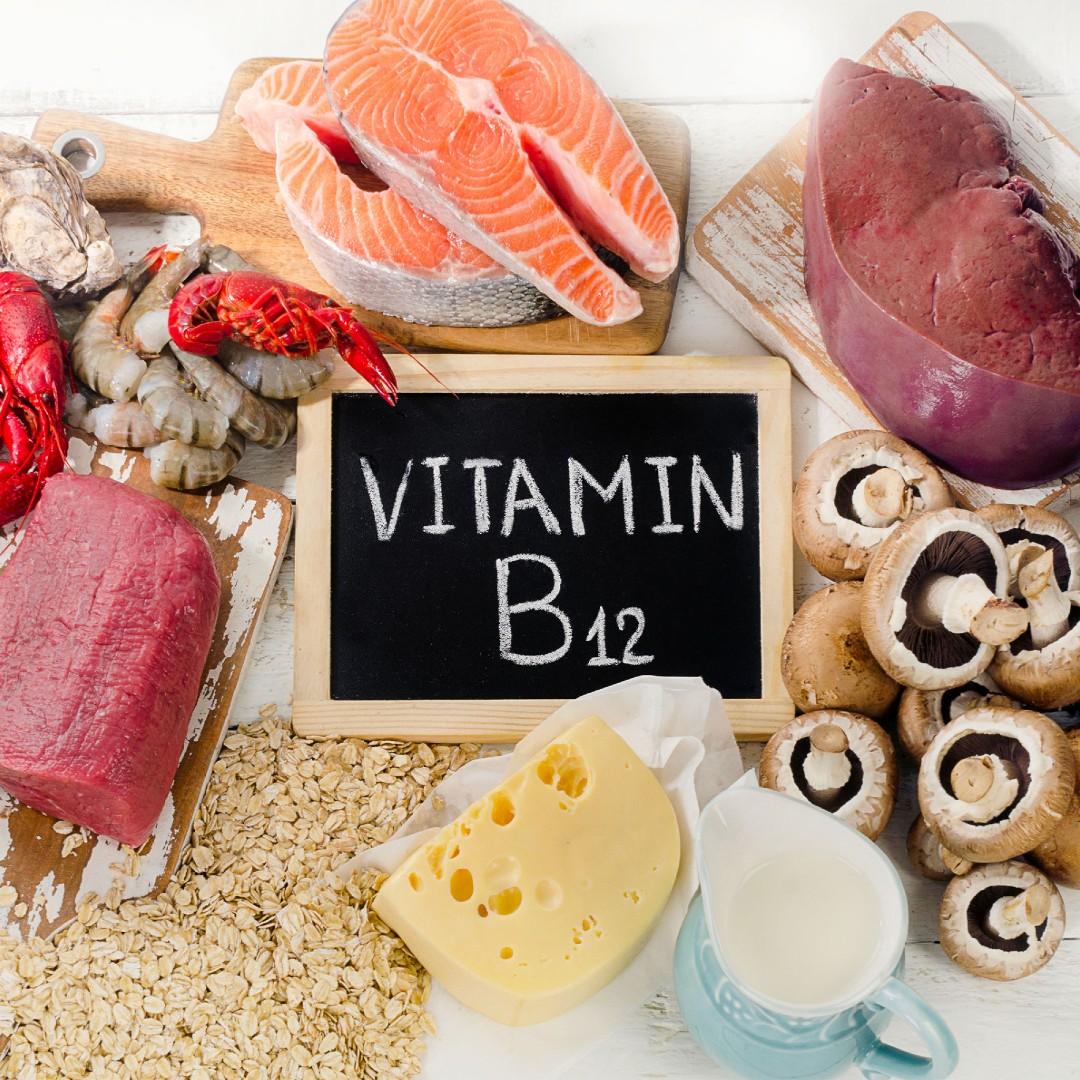 Deficiența de vitamina B12